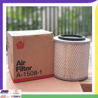 Filter udara sakura a-1508 untuk Isuzu Panther 2 5 kotak dan kapsul