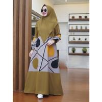 Promo Flash Sale GAMIS BUSUI Ratu Maxi Size S M L XL Gamis Muslim Terp