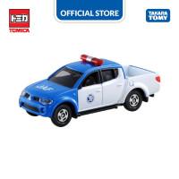 Tomica Regular #093 Mitsubishi Triton JAF Road Service Car