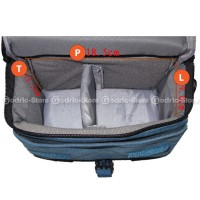 Tas Canvas Sling Bag Case Kamera Mirrorless UNIVERSAL XA3 XA5 XA10