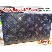 (FREE ONGKIR) PROMO Kasur Busa LILY 90x200 tebal 14cm Standar