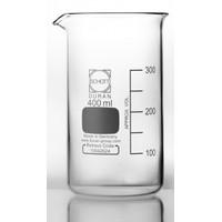 Beaker Glass TALL Form Duran 3000 ml - Gelas Kimia Kaca T Best Selling