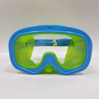 Kacamata Renang | Goggles Mask | Swim Mask Anak - Hijau Biru