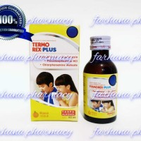 Promo Asli Termorex Plus Syrup 60 ml / Untuk Demam Disertai Pilek Anak