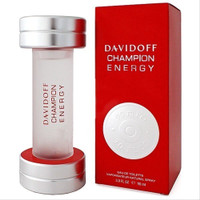 Parfum Pria Davidoff Champion Energy EDT 90 ml Ori Reject NoBox