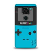 Custom Case Xiaomi Redmi Note 9 Game Boy Color FF0447