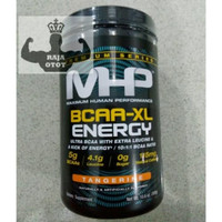 BCAA XL Energy MHP BCAA-XL 10 X isi 30 Serving 10X Suplemen Fitness