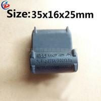 WONDERFULL 10pcs Kapasitor Induksi Mkp X2 Vertikal 5uf 275v Ac 400v