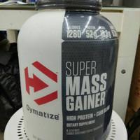 SUPER MASS GAINER DYMATIZE 6 LBS Limited
