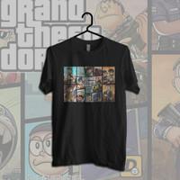 Doraemon - Grand Theft Dora| Tshirt | Anime | Cartoon
