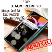 Xiaomi Redmi 9C anti gores full not tempered glass HYDROGEL ANTI SPY