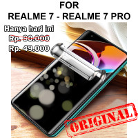Realme 7 - 7 Pro anti gores full not tempered glass HYDROGEL ANTI SPY