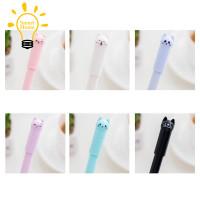 ◊♠◊12Pcs Cats Gel Pen Cute Pen Stationary Kawaii Sool Supplies
