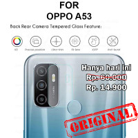 Oppo A53 anti gores lensa kaca pelindung kamera CAMERA TEMPERED GLASS