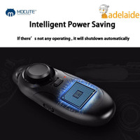 Mocute Bluetooth Game Handle Mini VR Controller Remote Pad Gamepad