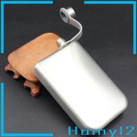 Portable 9oz Hip Flask Pocket Alcohol Flagon Drinkware Best Gift
