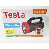 SENTER LAMPU LED 35 WATT DAN EMERGENCY 20 WATT MERK TESLA TYPE TLD