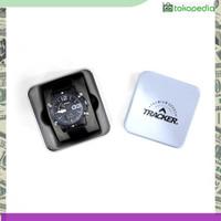 super Jam Tangan Lokal Pria Tracker Two Tone - 1707