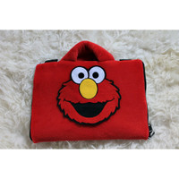 Boneka Cover Tipis Laptop Macbook 10-17 Lucu Notebook Softcase Elmo Sa