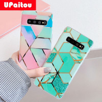 case Samsung Galaxy Note 20 10 Lite S10 S9 S8 Plus Frosted Marble