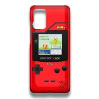 Hard Case Casing Game Boy Pokebox For Samsung Galaxy M51