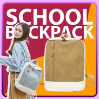 Tas Ransel Wanita Export Backpack Perempuan Bagpack Untuk Wanita Adbag