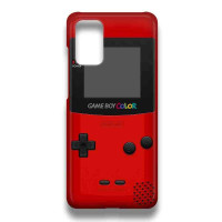 Hard Case Casing Game Boy Color Red For Samsung Galaxy M51