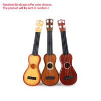 14.5 in Ukulele Beginner Hawaii 4 String Nylon Strings Guitar