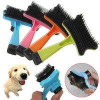 new Pet Brush Grooming Sisir Anjing Kucing ready stok