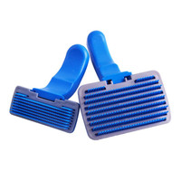 new Sisir Bulu Anjing Kucing Pet Brush Pet Comb Size S ready stok