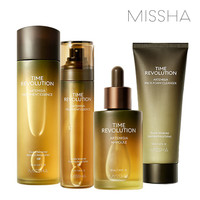 MISSHA Time Revolution Artemisia Ampoule & Essence & Mist & Foam Clean