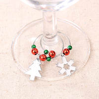 BOLONI Xmas tree ristmas Goblet s Cup ring
