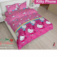 Vromo Bedcover ladyrose minion lol stich captain america my melody