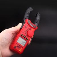 HT200A Akurasi Tinggi Mini AC Digital DC Clamp meter