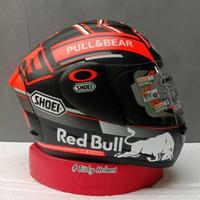 PRODUK BAGUS HELM FULL FACE ANAK INK CLMAX REPAINT MARQUES NEW