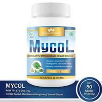 Promo Mycol Obat Herbal Menyembuhkan & Menurunkan Kolesterol Tinggi