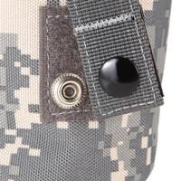 Tas Pouch Botol Minum Tactical Militer untuk Outdoor