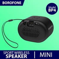 Speaker Bluetooth Laptop Terbaik Wireless Speaker Mini Borofone Bp4