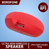 bluetooth speaker bass terbaik ultra speaker wireless Borofone BP3