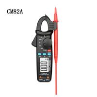 MESTEK CM82A RMS Digital Clamp meter AC DC Voltage NCV Ohm