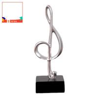 Hu Hiasan Bentuk Not Balok Musik Ukuran Mini Untuk Dekorasi Ruang