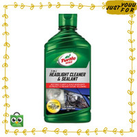 Rx Wax Sealant Headlight n Turtle Renew Cleaner