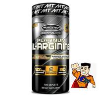 MuscleTech L Arginine 100 Caps nitric oxide