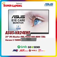 "ASUS VA24EHE - 23.8"" Full HD IPS Frameless Promo Gaming Murah"