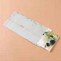1 Set Kertas Huruf Vintage untuk Stationery Sekolah / Kantor