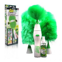 Electric Home Duster Powered By Battery Kemoceng Elektrik