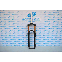 FORK SEPEDA DOUBLE AIR SUSPENSION VENOM WITH LOCKOUT 27 5 INCH FORK