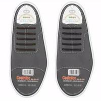 GCL PREMIUM TALI FORMAL Lazy Shoe Lace Coolnice Sepatu Karet Silicon P