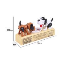 Cartoon ic Dog Electronic Coins Money Box gy Bank Saving Box Gift