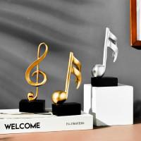 Kreatif Skandinavia Sederhana Catatan Musik Dekorasi Ruang Belajar